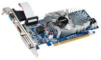 GIGABYTE GeForce GT 620 700Mhz PCI-E 2.0 1024Mb 1200Mhz 64 bit DVI HDMI HDCP