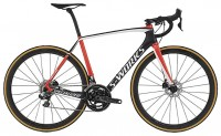 Specialized S-Works Tarmac Disc Di2 (2016)