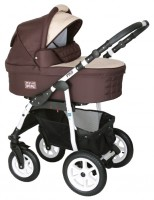 Car-Baby Polo Straz (3 � 1)