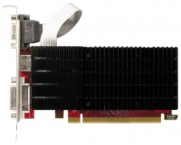 PowerColor Radeon HD 5450 650Mhz PCI-E 2.1 2048Mb 800Mhz 64 bit DVI HDMI HDCP