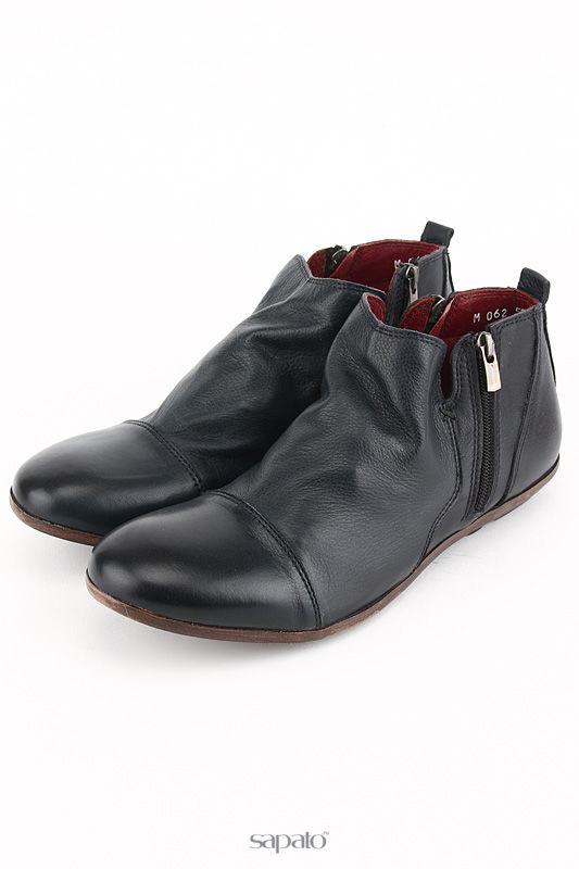 Ботинки DELANO Ботинки синие