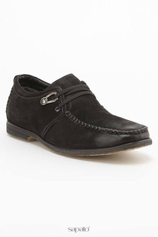 Ботинки Barcelo Biagi Полуботинки чёрные