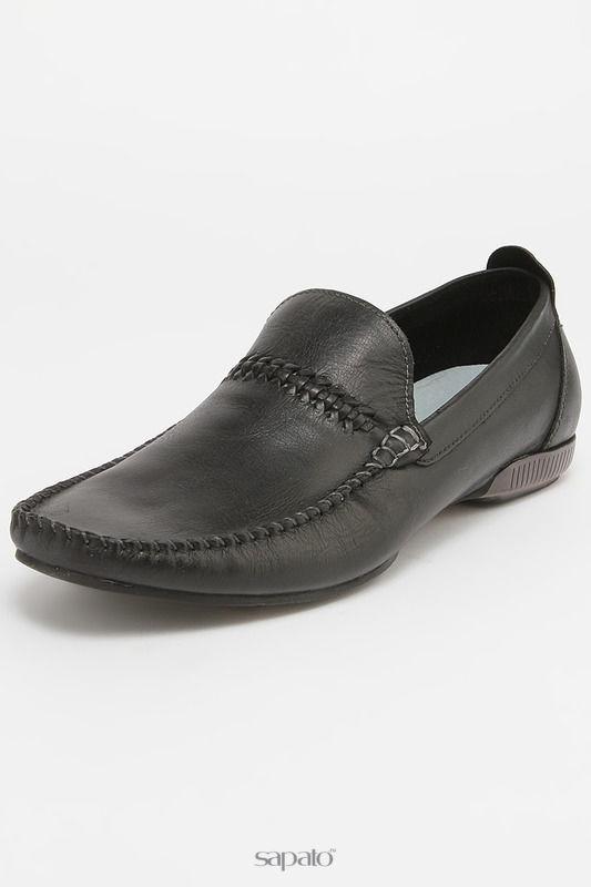 Туфли Provocante Полуботинки чёрные