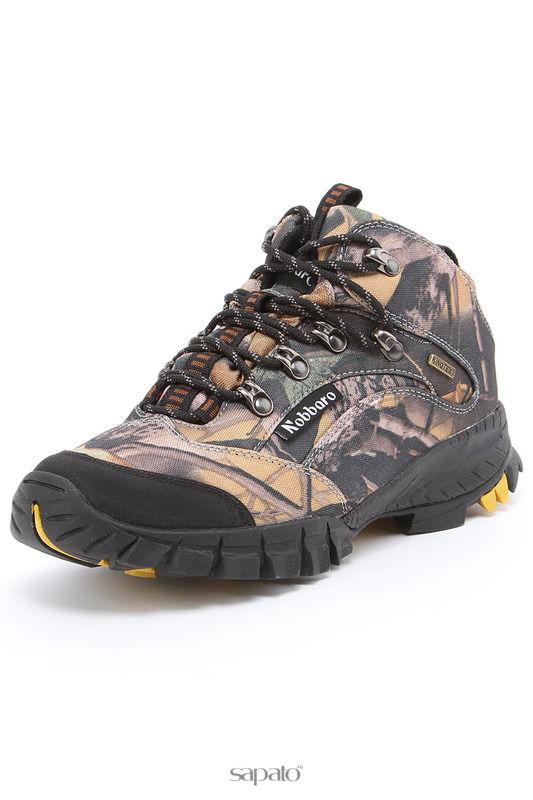 Ботинки NOBBARO Ботинки зеленые
