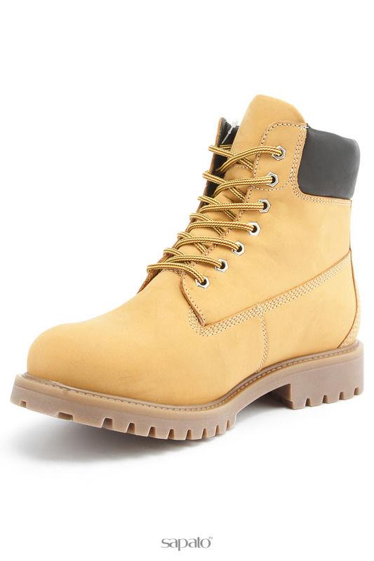 Ботинки Piranha Ботинки жёлтые