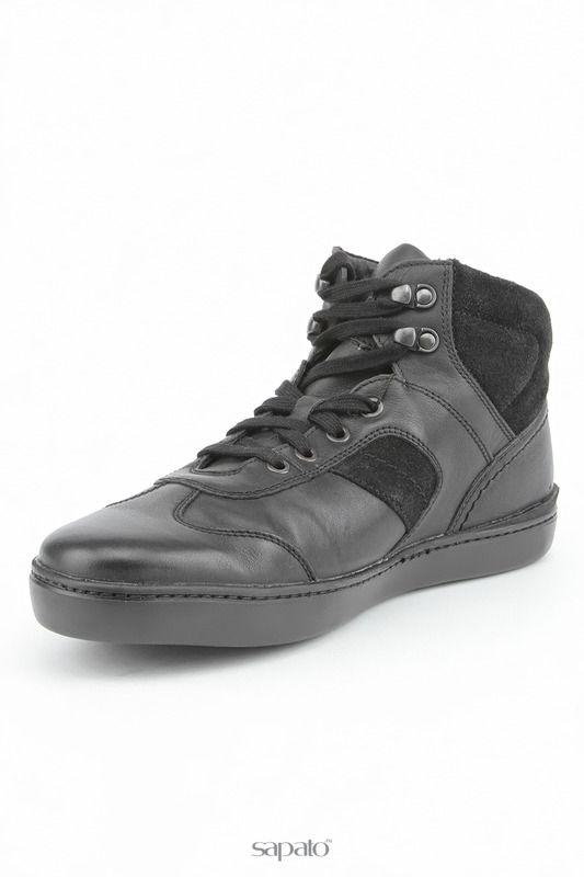 Ботинки Piranha Ботинки чёрные