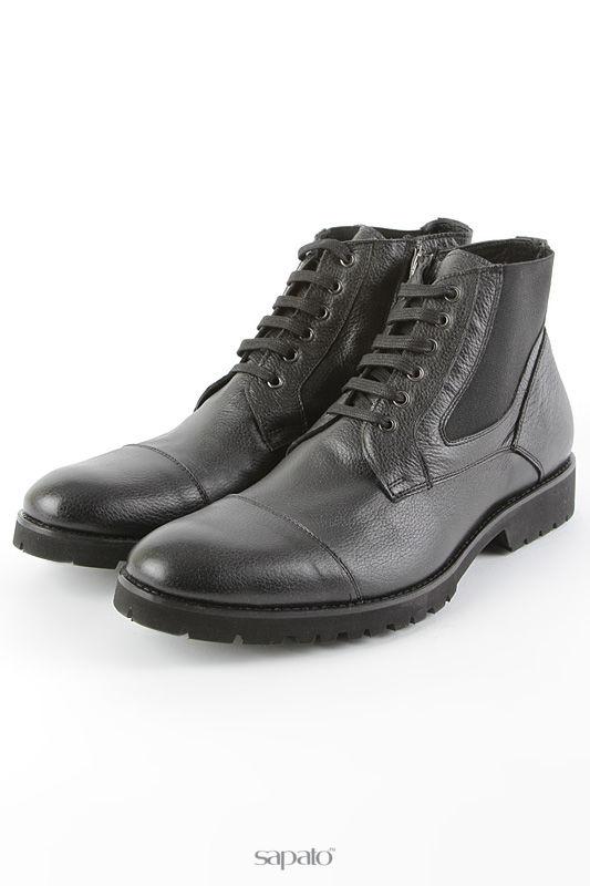 Ботинки Alba Ботинки серые