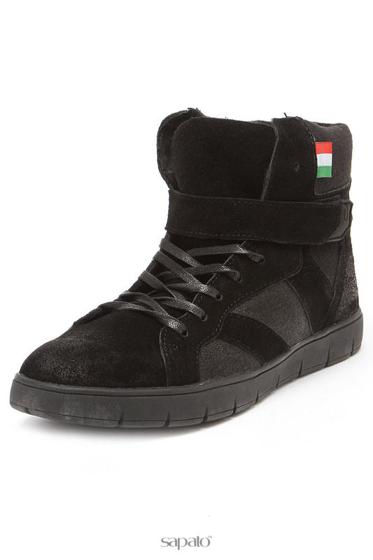 Ботинки Tesoro Ботинки серые