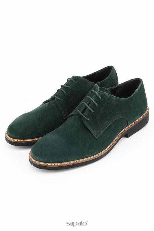 Туфли DELANO Туфли зеленые