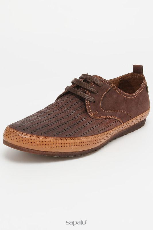 Ботинки Provocante Полуботинки коричневые