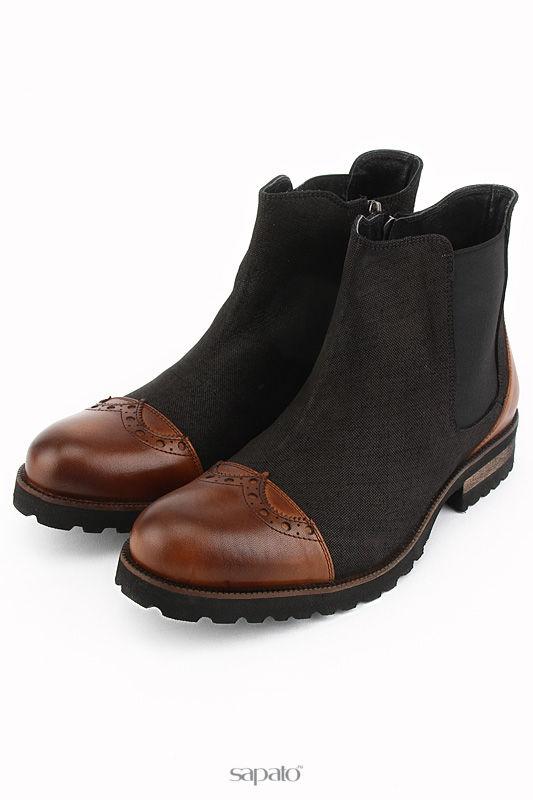 Ботинки DELANO Ботинки чёрные