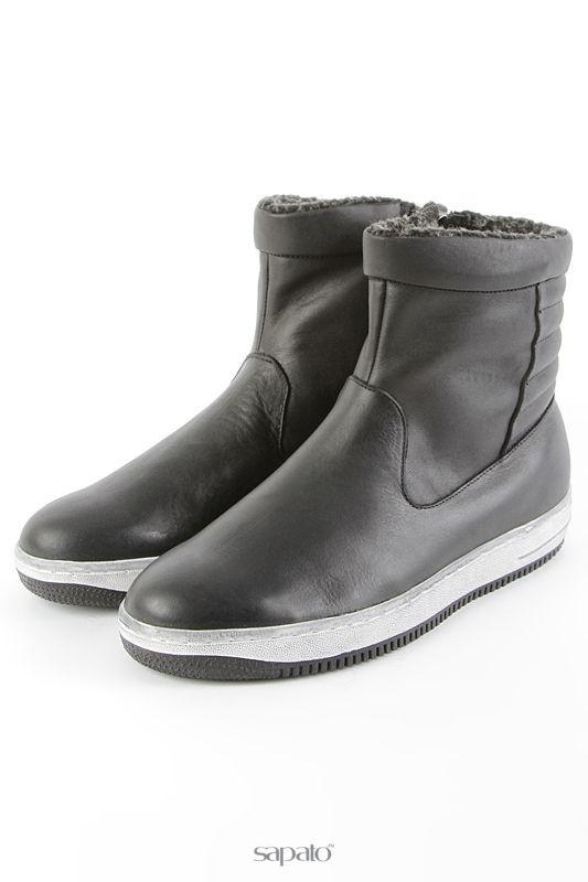 Ботинки Svetski Ботинки чёрные