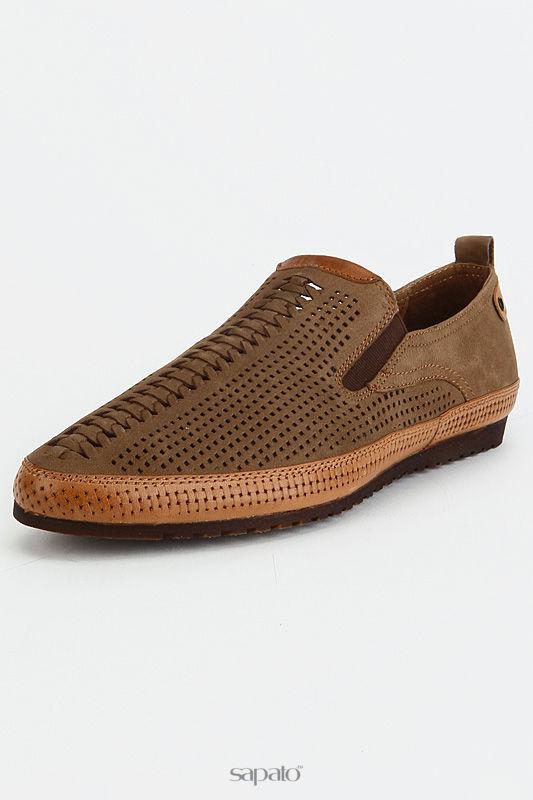 Ботинки Provocante Полуботинки серые