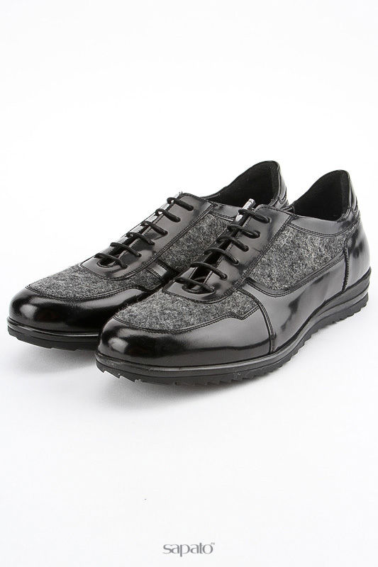 Ботинки Alba Полуботинки чёрные