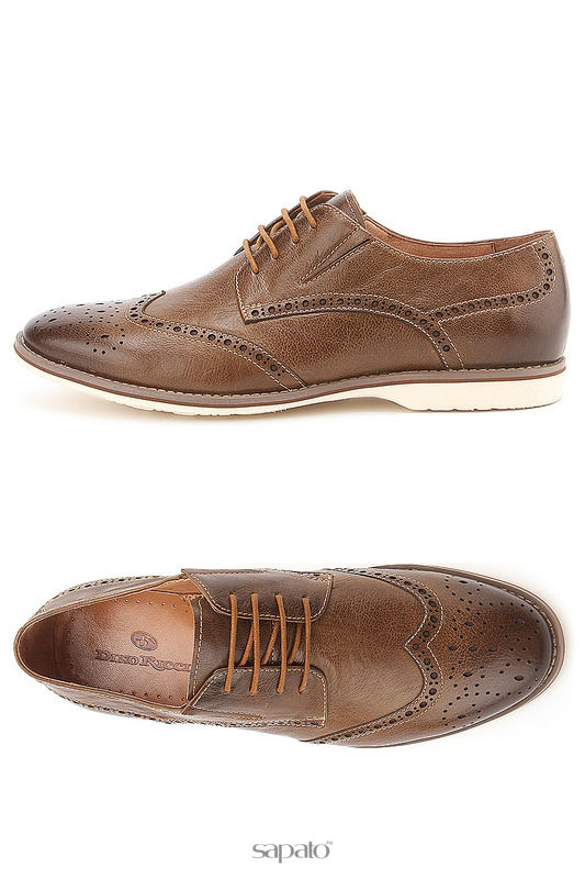 Туфли Dino Ricci Туфли коричневые
