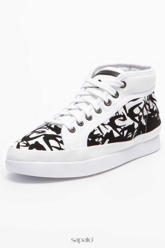 Кроссовки Puma Кроссовки McQ белые