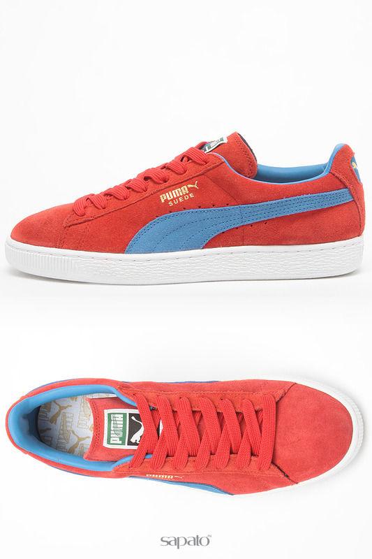 Кроссовки Puma Кроссовки синие
