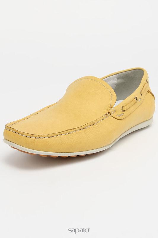 Мокасины Provocante Мокасины жёлтые