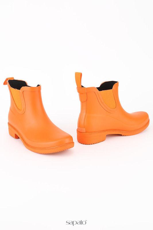 Сапоги Swims Полусапоги оранжевые