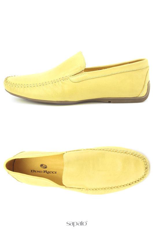 Туфли Dino Ricci Туфли жёлтые