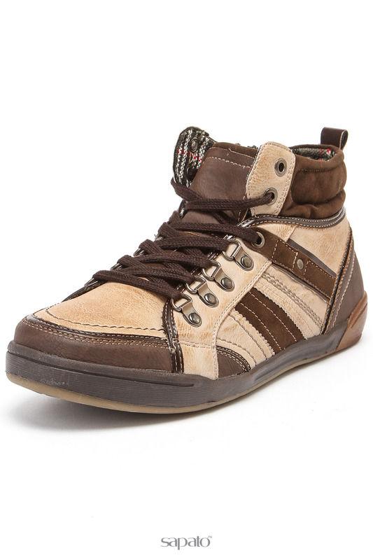 Ботинки Keddo Ботинки коричневые