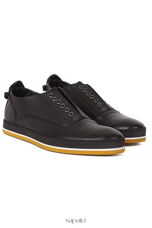 Ботинки Fabi Ботинки чёрные