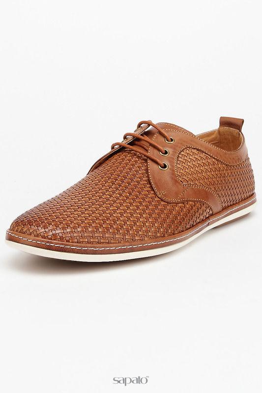 Ботинки El Tempo Полуботинки коричневые