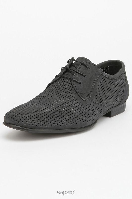 Ботинки El Tempo Полуботинки серые