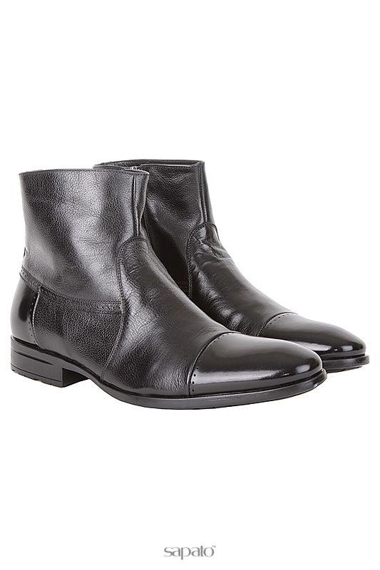 Ботинки Dino Bigioni Ботинки чёрные