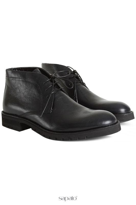 Ботинки Baldinini Ботинки синие