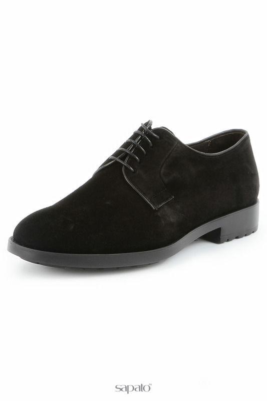 Ботинки Angel Infantes Полуботинки чёрные