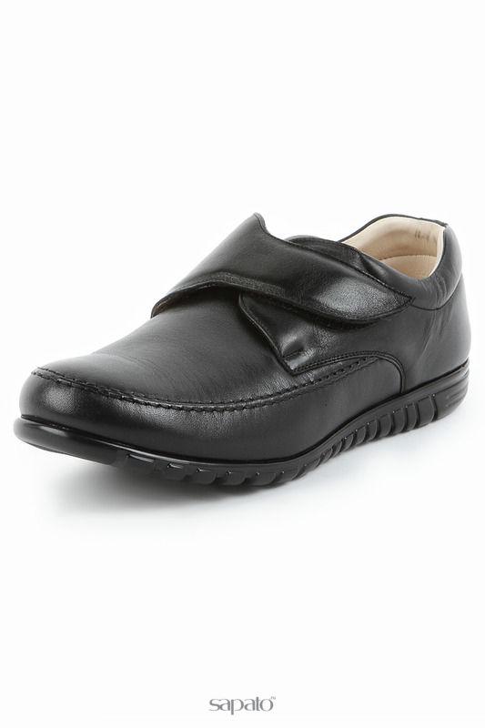 Ботинки ATIKER Полуботинки чёрные