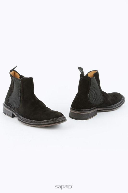 Ботинки Angel Infantes Ботинки чёрные
