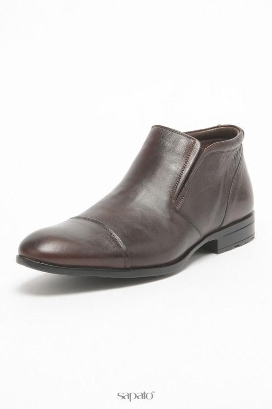Ботинки FRECCIA Ботинки коричневые
