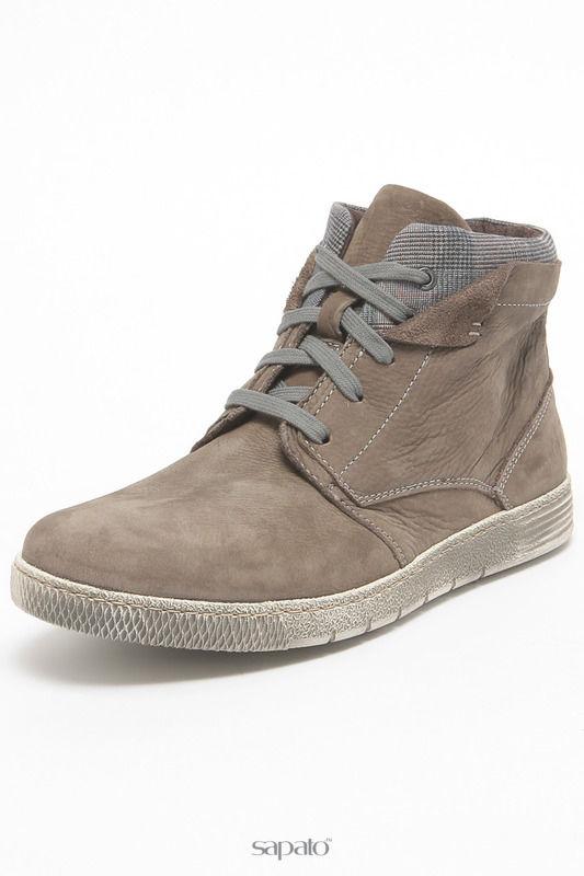 Ботинки FRECCIA Ботинки серые