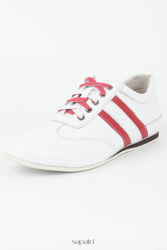 Туфли Mascotte Туфли белые