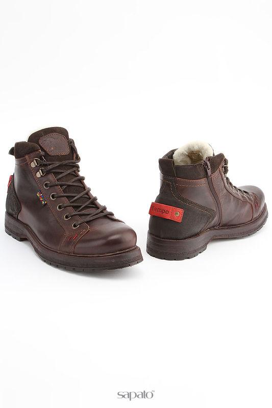 Ботинки El Tempo Ботинки коричневые