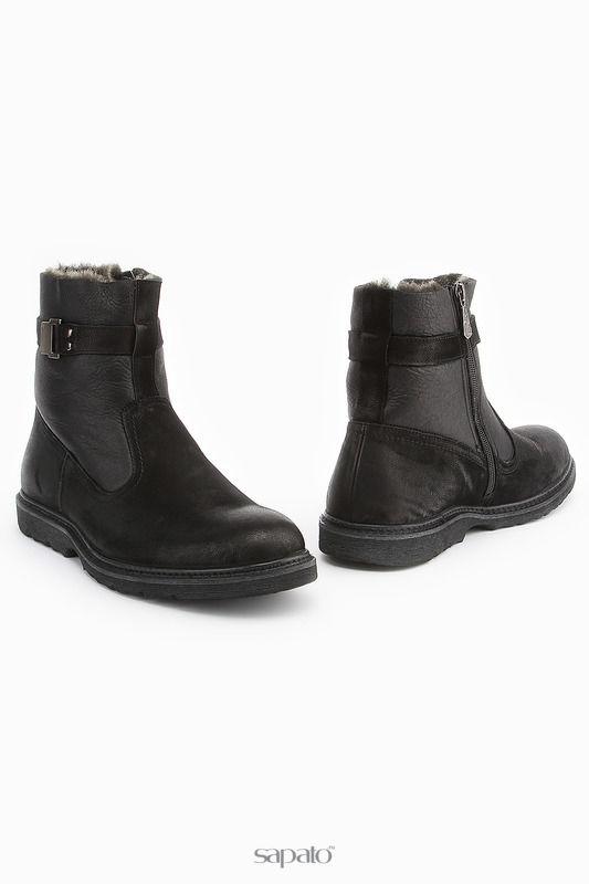 Ботинки El Tempo Ботинки чёрные