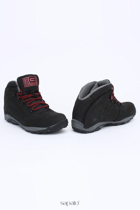 Ботинки Cropp Ботинки чёрные