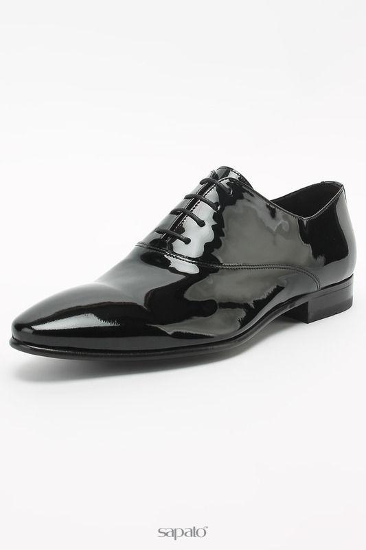 Туфли Pal Zileri Туфли чёрные