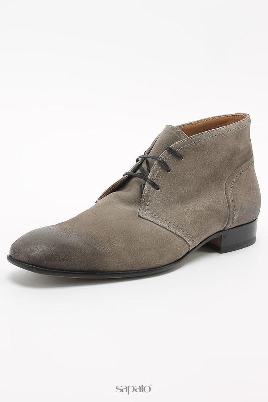 Ботинки Pal Zileri Ботинки серые