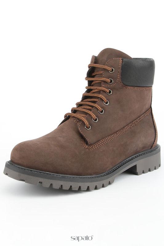Ботинки Piranha Ботинки коричневые