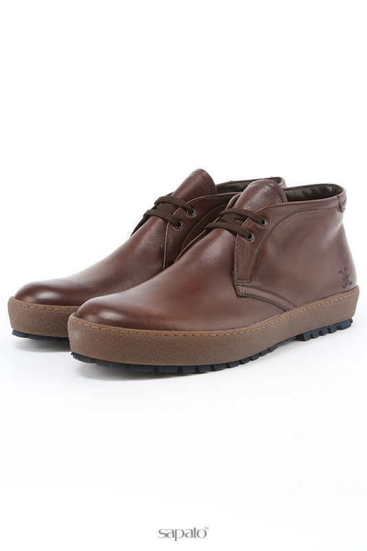 Ботинки Fabi Ботинки коричневые
