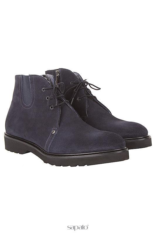 Ботинки Dino Bigioni Ботинки синие