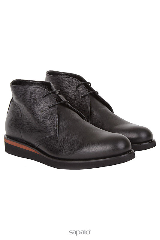 Ботинки Zenux Ботинки чёрные