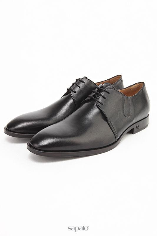 Ботинки Vittorio Virgili Ботинки чёрные