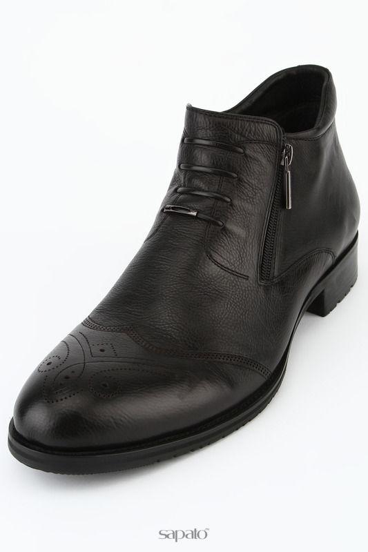 Ботинки Dino Ricci Ботинки чёрные