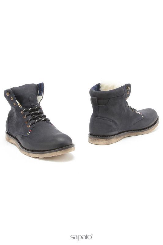 Ботинки Dino Ricci Ботинки синие