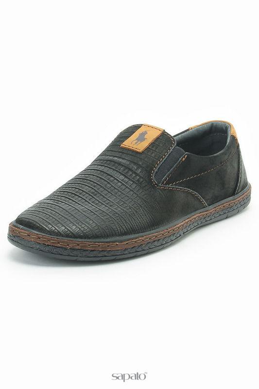 Ботинки DYNAMIC Полуботинки чёрные