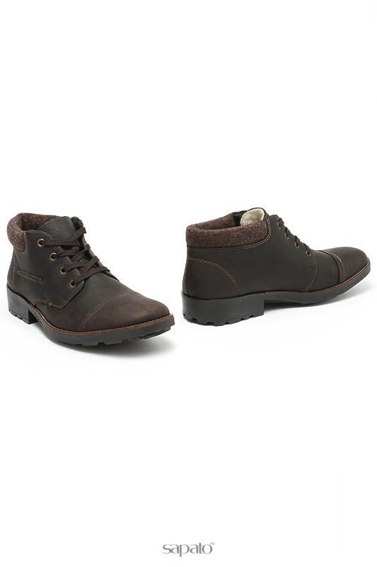 Ботинки Rieker Ботинки коричневые